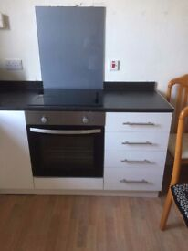 ****ONE BEDROOM FLAT FOR RENT IN CENTRAL BUCKIE****