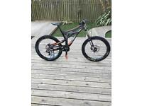 Top of Range Downhill Mountain bike RRP- £4,000