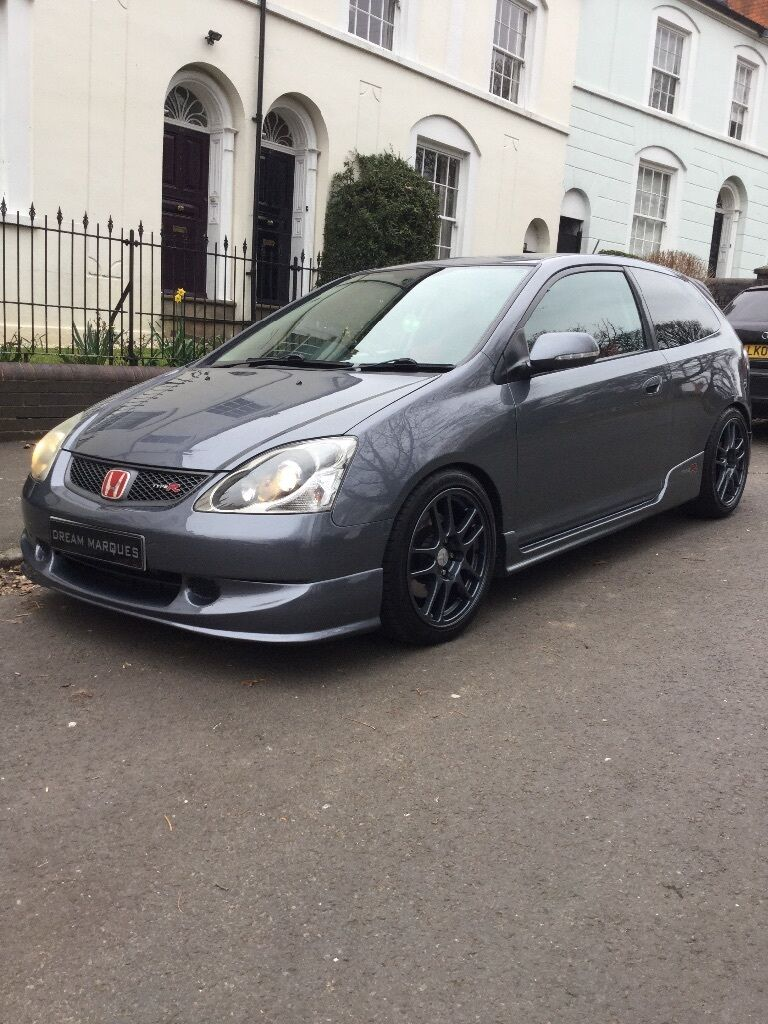 2005 55 honda civic type r premier edition evo 9 enkei alloys fast road setup in olton west. Black Bedroom Furniture Sets. Home Design Ideas