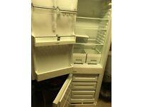 Ariston integrated fridge freezer