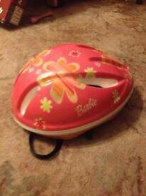 Barbie cycle helmet