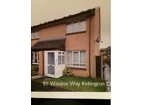 2 bedroom end terrace house for sale in kidlington