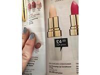 New Avon cosmetics