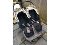 City mini double buggy