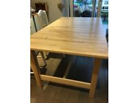 Ikea norden in scotland dining tables chairs for sale gumtree ikea norden extendable dining table watchthetrailerfo