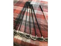 Yonex Golf irons 9,7,6,5,SW,PW