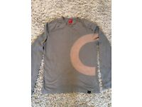 4 mens long sleeve tops size large