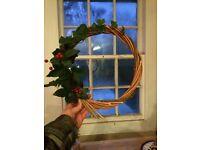 Festive Wreath & Deocration Making Day (Sat 3rd Dec)