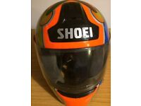 Shoei XR-800 jester motorcycle helmet