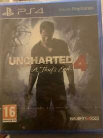 Ps4 uncharted 4 - A thiefs End