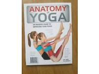 BRAND NEW PAPERBACK - 'ANATOMY OF YOGA' BOOK BY DR ABBY ELLSWORTH