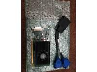 Nvidia Quaddro NVS 315 1gb graphics card