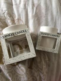 Yankee candle set