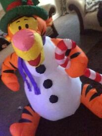 Tiger inflatable