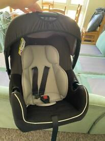 SOLD.. Baby Car Seat