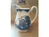 Royal Tudor ware jug EXECELLENT condition