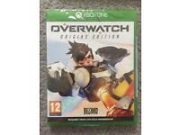 Xbox overwatch game £20