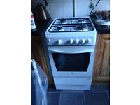 Gas cooker faulty ( for repairs or gas engineer)