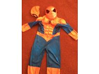 Boys Spider-Man outfit age 3-4