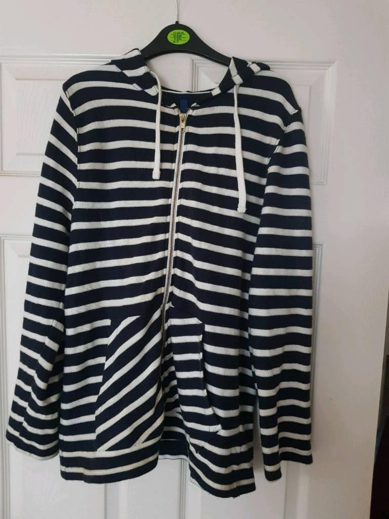 H&m zip fleece hoody