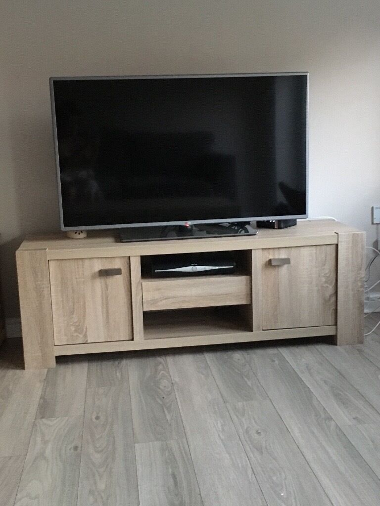 Gorgeous next Corsica tv unit and coffee table, used but in ...