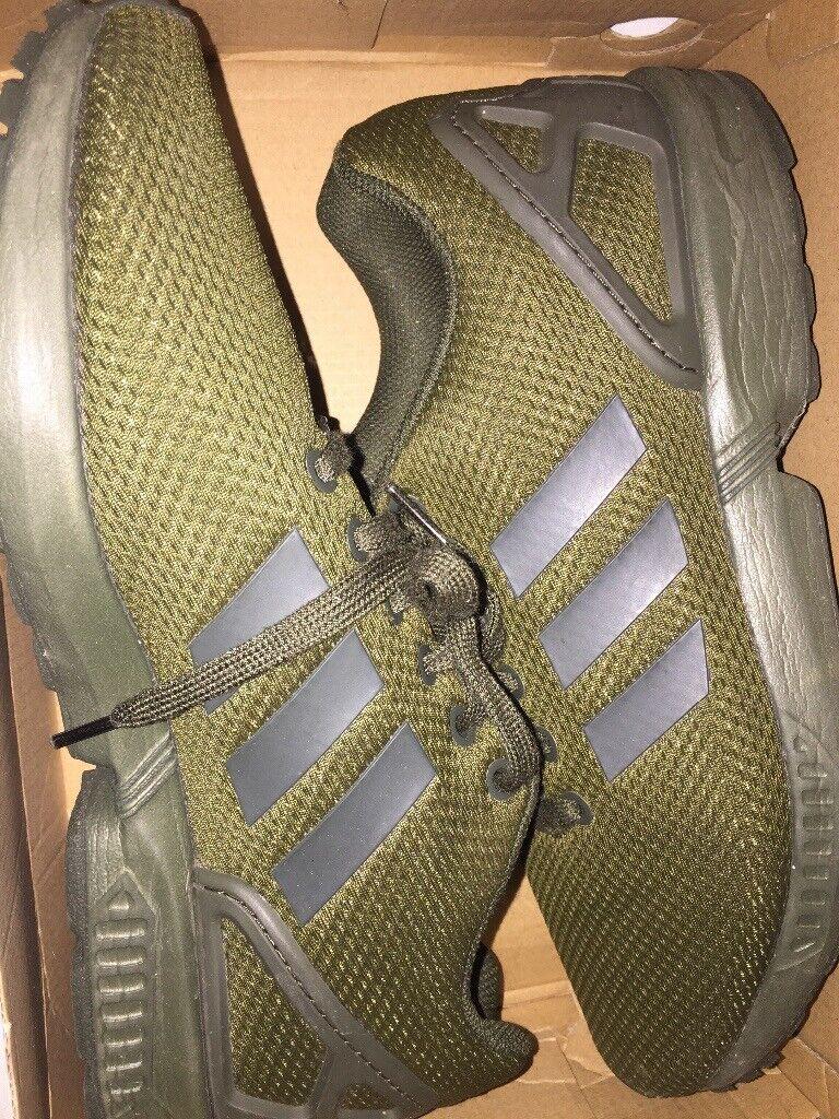 ed5525064754a Adidas zx flux size 8