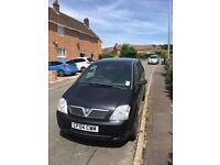 04 Vauxhall Meriva - 1.6 16v , spares / repairs /fix up and sell on. *Lowered price *