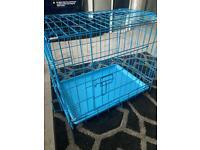 Dog crate brand new