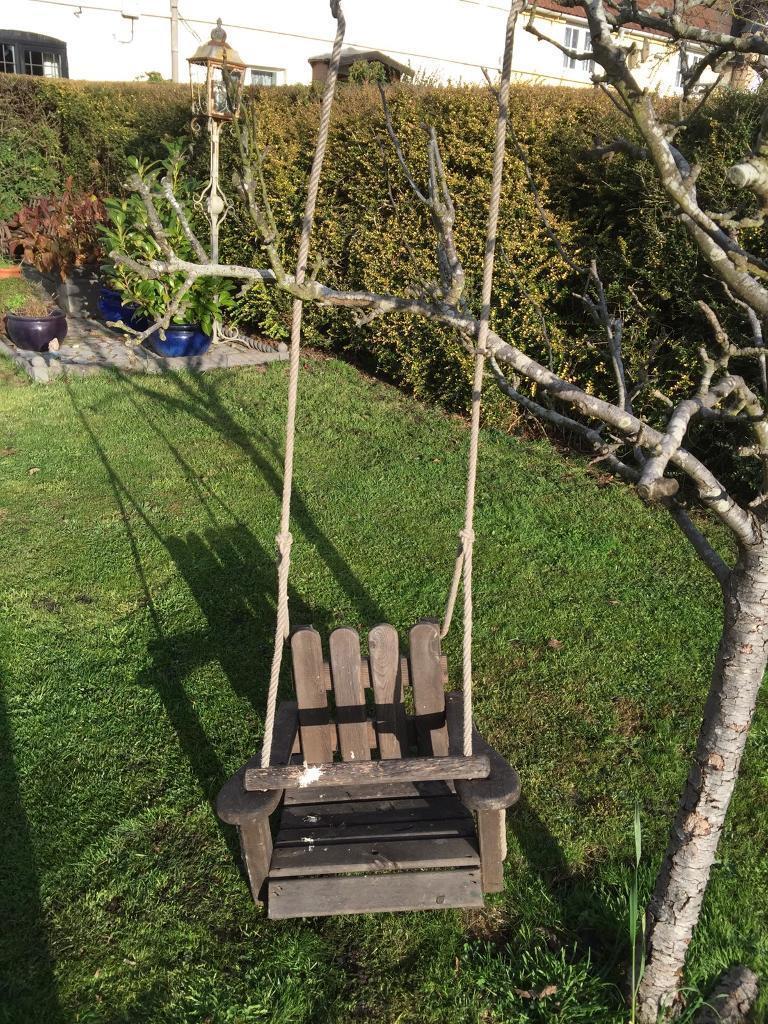 9cd6e19c0a Vintage garden swing
