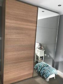 IKEA PAX pair of sliding doors for your wardrobe