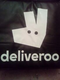 Work for Deliveroo and get £50+ for starting up