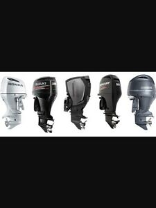 LOOKING FOR 4 STROKE OUTBOARD