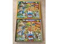 Vintage farm puzzle - waddingtons