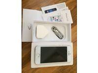 iPhone 5s silver 16 gb Vodafone