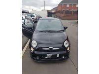 Fiat 500 1.2 pop. Abarth 2010 convertion. Sleeper. Cheap Insurance