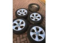 BMW wheels 2010