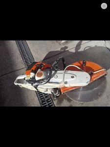 WANTED stihl TS800 concrete demo saw North Narrabeen Pittwater Area Preview