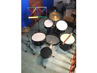 Junior Full Drums Set (Ages 6-10)