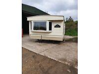 Static Caravan For Sale Off Site 2 Bedrooms With DG/CH