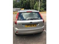 Ford Fiesta Style 1250cc air conditioning
