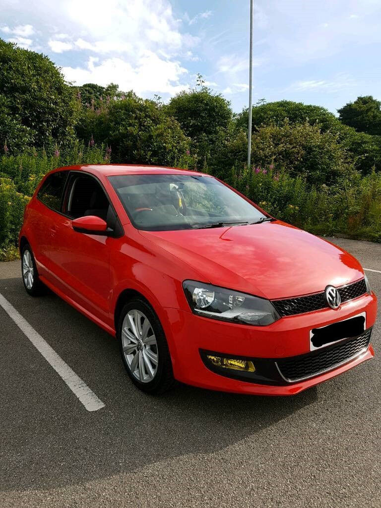 60 plate vw polo 6r sel edition cheap in bolton. Black Bedroom Furniture Sets. Home Design Ideas