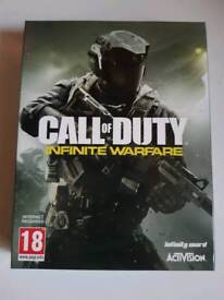 Call of Duty: Infintie Warfare PS4 game