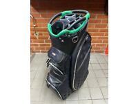 Golf cart/trolley bag