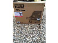 Weber spirit E310 BRAND NEW