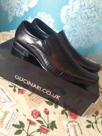 Size 8 men's designer shoes