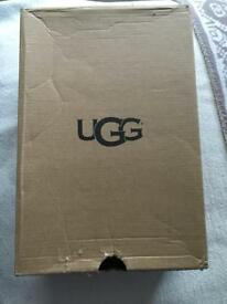 Women's UGG ankle boots. Size 4.5 (UK)