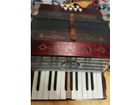 Ludwig Piano Accordion - Vintage Made in Germany