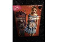 Halloween Zombie Diner girl costume