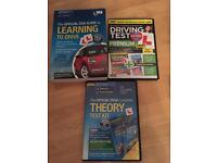 Learn to drive Dvds