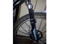 RockShox suspension forks